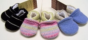 Woollybottoms Slippers - Newborn to 4T *CLEARANCE*