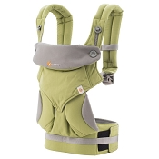 Ergobaby ERGO Four Position 360 Baby Carrier - Green