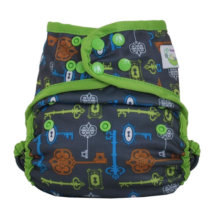 Sweet Pea One Size Cloth Diaper Cover - Cloth Diaper in Canada
