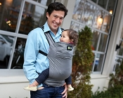 Boba Air Baby Carrier - Grey *CLEARANCE*