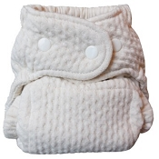 Bummis Dimple Overnight One-Size Fitted Cloth Diaper