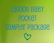 Lagoon Baby Pocket Sampler Package