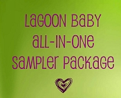 Lagoon Baby All-in-One Sampler Package