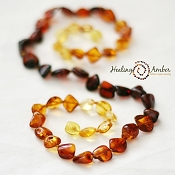 *Healing Amber - Amber Adult Necklace