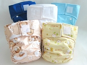 KaWaii Pure & Natural Cloth Diaper
