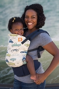 * Tula Ergonomic Baby Carrier - Slow Ride - Standard Size