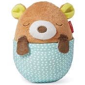 *Skip Hop Moonlight & Melodies Hug Me Projection Soother - Bear