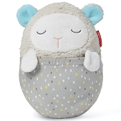 *Skip Hop Moonlight & Melodies Hug Me Projection Soother - Lamb