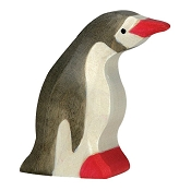 *Holztiger Small Head Forward Penguin