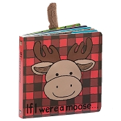 *Jellycat If I Were a Moose
