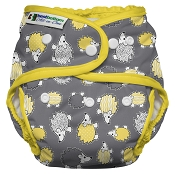 Best Bottom Heavy Wetter All-in-One Cloth Diaper