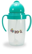 ZoLi BOT Straw Sippy Cup 2.0 - 10oz