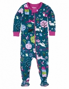 Hatley Mystical Forest Footed Coverall