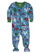 Hatley Vintage Ski Footed Coverall