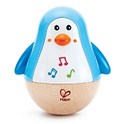 *Hape Penguin Musical Wobbler