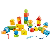 *Hape String-Along Shapes