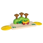 *Hape Monkey Pop-Up Track