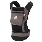 Ergobaby Performance Carrier - Black/Charcoal