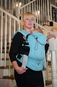 LennyLamb Ergonomic Wrap Conversion Carrier - Baby - Futura