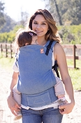 * Tula Ergonomic Baby Carrier - Harbour
