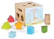 Sophie La Girafe House of Shapes