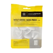 *Prince Lionheart Outlet Covers - 24 Pack