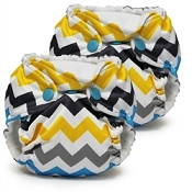 Rumparooz Lil Joey Newborn/Preemie All-in-One Cloth Diaper - 2 pack