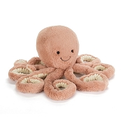 *JellyCat Odell Octopus - Little 9