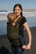 * Tula Ergonomic Baby Carrier - Olive - Toddler Size