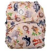 Omaiki 3.0 Hybrid One-Size Cloth Diaper - Snaps *CLEARANCE*