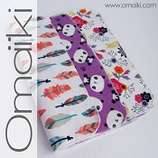 *Omaiki Cotton Wipes - 6 Pack