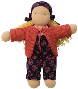 *Peppa Waldorf Doll - Claire