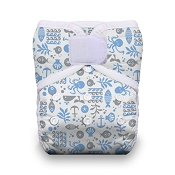 Thirsties One-Size Pocket Cloth Diaper - Hook & Loop