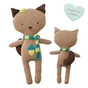 *Peppa Cuddly Friends (Organic) - Quincy Squirrel