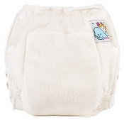 Mother-ease Sandy's Fitted Cloth Diaper