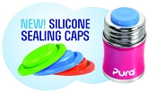 Pura Kiki Silicone Sealing Disks - Box of 3