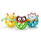 *Skip Hop Explore & More Roll-Around Rattle