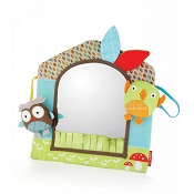 *Skip Hop Treetop Friends Activity Mirror