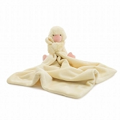 *JellyCat Bashful Duckling Soother