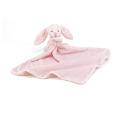 *JellyCat Bashful Pink Bunny Soother