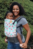 * Tula Ergonomic Baby Carrier - Tropical Tower - Toddler Size