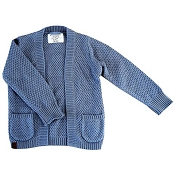 L&P Girls Knit Cardigan