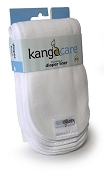 Kanga Care Washable Diaper Liners - 10 Pack