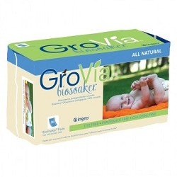 GroVia BioSoakers - 50 Pack