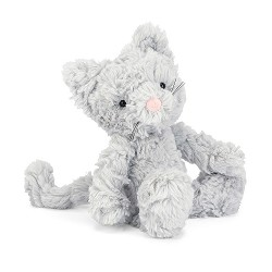 *Jellycat Squiggle Kitty 9""