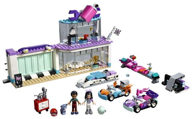 Lego Friends Creative Tuning Shop Lego Canada Lego