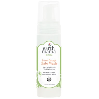 *Earth Mama Baby Wash