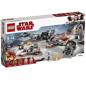 *LEGO Star Wars Defense of Crait