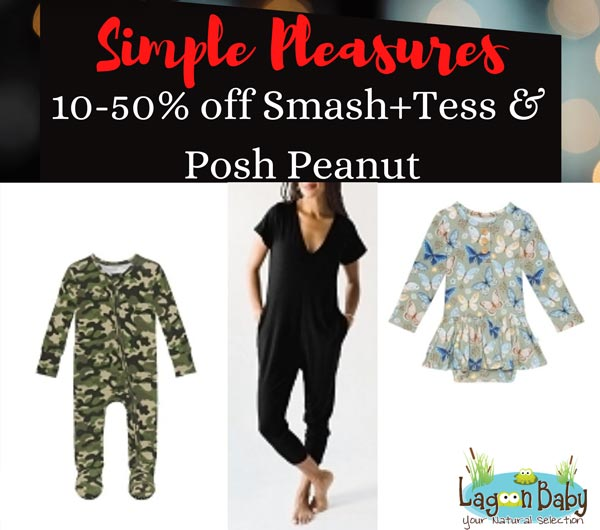 Lagoon Baby's 9th Annual Blackout SALE - Simple Pleasures