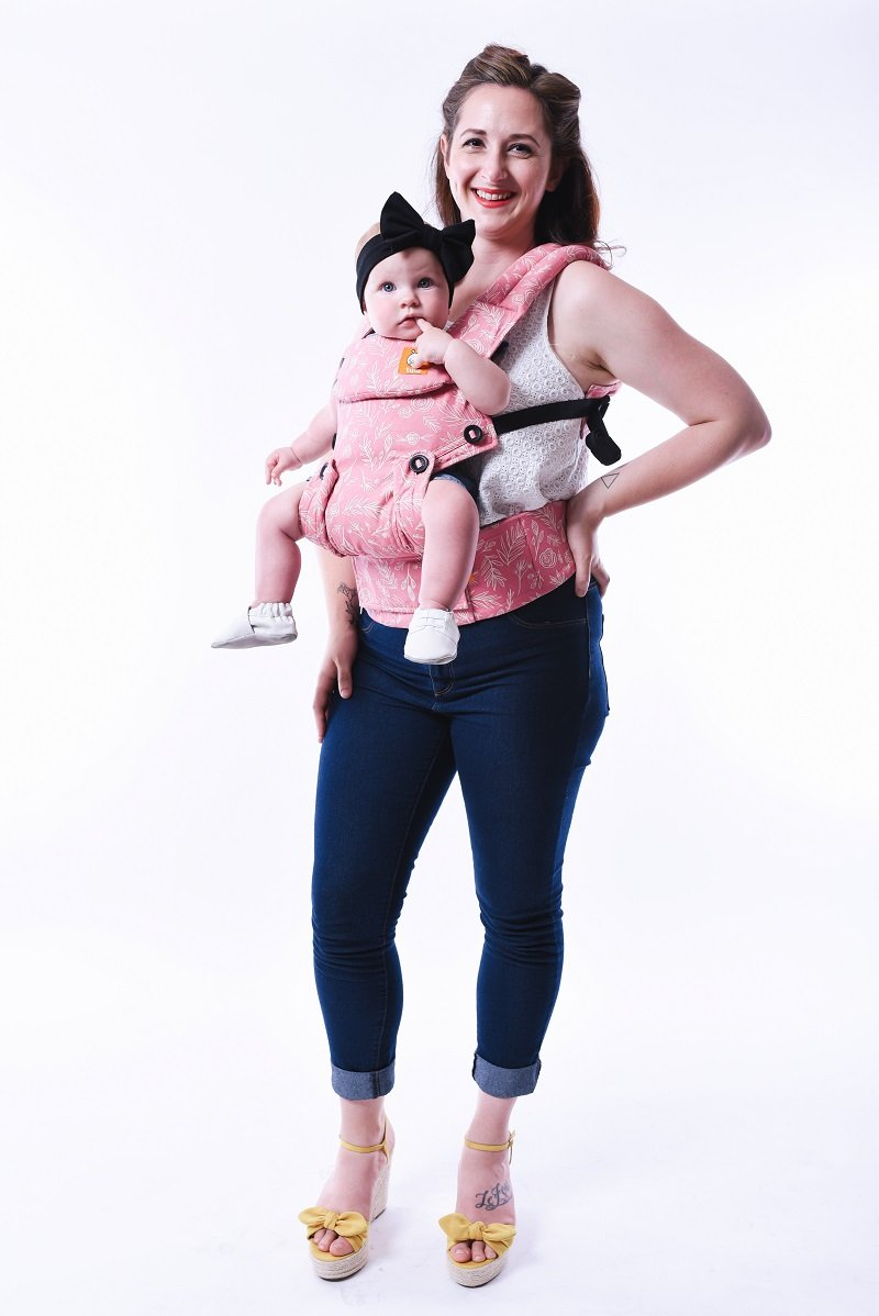 *Tula EXPLORE Baby Carrier *Clearance*